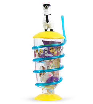BIPMoji Candy Cup Container