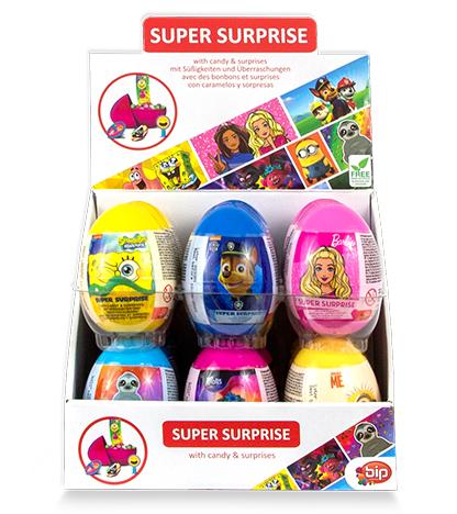 License Mix Super Surprise